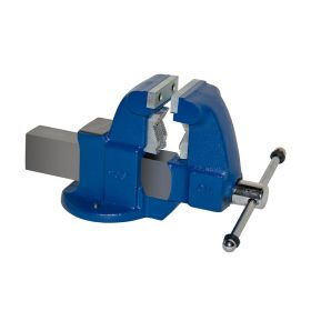 Yost Model 31C 3-1/2 Inch  Heavy Duty Combination Pipe and Bench Vise with Swivel Base