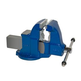 Yost Model 32C 4-1/2 Inch  Heavy Duty Combination Pipe and Bench Vise with Swivel Base