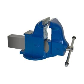 Yost Model 34C 6 Inch  Heavy Duty Combination Pipe and Bench Vise with Swivel Base