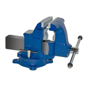Yost Model 65C 6-1/2 Inch Tradesman Combination Pipe and Bench Vise with Swivel Base