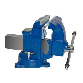 Yost Model 80C 8 Inch Tradesman Combination Pipe and Bench Vise with Swivel Base