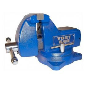 Yost 4 Inch Mechanics Vise Model 640