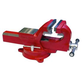 Yost 6 Inch Austempered Ductile Iron Bench Vise - Model ADI-6