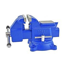 Yost 4-1/2 Inch Utility Bench Vise - Apprentice Series - Model 445