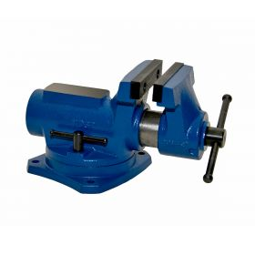 Yost Model RIA-4 Yost 4 Inch Compact Bench Vise with 360 Degree Swivel Base Vise