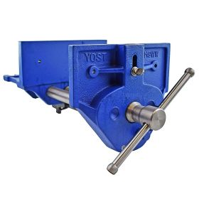 Yost 9 Inch Rapid Action Woodworking Vise - Model M9WW