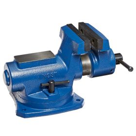Yost RIA-4 CB 4 Inch Compact Bench Vise with 360 Swivel Base