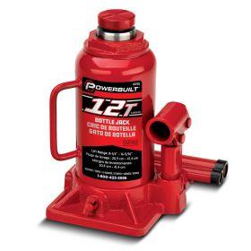Powerbuilt 12TON BOTTLE JACK 647501