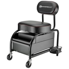 Powerbuilt PROFESSIONAL DETAILERS CREEPER SEAT 240299