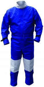 ALC NYLON BLAST SUIT -BLUE - SMALL 41420