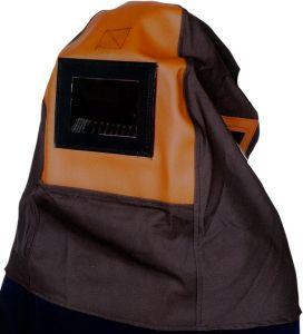 ALC DELUXE IND. HOOD W/BUMP CAP -5 InchX6 InchLENS 40556