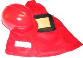 ALC STANDARD HOOD W/BUMP CAP 5 Inch X 6 Inch LENS 40024