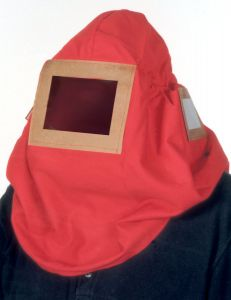 ALC STANDARD HOOD WITH 5 Inch X 6 Inch LENS 40019