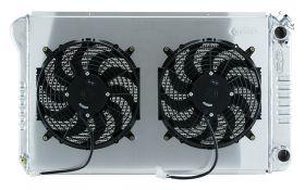 """Cold Case 68-72 A-Body LS Swap    Dual 12"""" GMA546AK"""