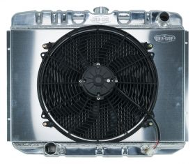 "Cold Case 67-70 Mustang 24"" BB MT  16"" FOM588K"