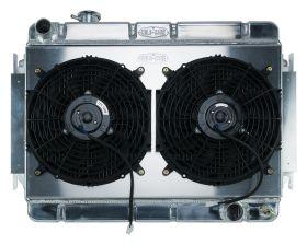 """Cold Case 66-67 Chevelle/El Camino MT  Dual 12"""" CHE542K"""