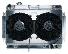"""Cold Case 66-67 Chevelle/El Camino AT   Dual 12"""" CHE542AK"""