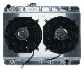 """Cold Case 66-67 GTO w/o AC MT     Dual 12"""" GPG34K"""