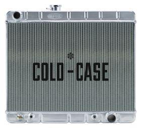 Cold Case 66-67 GTO w/o A/C GPG34A