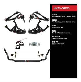 QA1 HANDLING KIT 2.0 - LEVEL 3 - GM X-BODY; 75-79 GM X-BODY - W/0  SHOCKS HK33-GMX3