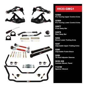 QA1 HANDLING KIT 2.0 - LEVEL 3 - GM G-BODY; 78-88 GM G-BODY - W/O  SHOCKS HK33-GMG1