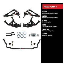 QA1 HANDLING KIT 2.0 - LEVEL 2 - GM X-BODY; 75-79 GM X-BODY - W/0  SHOCKS HK32-GMX3