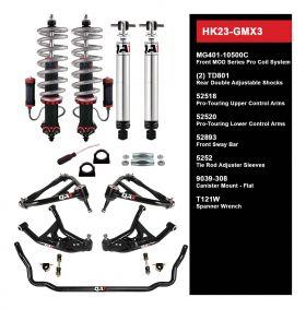 QA1 HANDLING KIT 2.0 - LEVEL 3 - GM X-BODY; 75-79 GM X-BODY - W/ SHOCKS HK23-GMX3