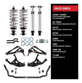 QA1 HANDLING KIT 2.0 - LEVEL 2 - GM X-BODY; 75-79 GM X-BODY - W/ SHOCKS HK22-GMX3