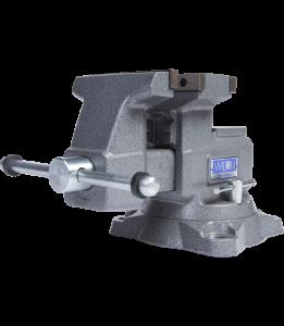 Wilton 4550R - Reversible Vise 5-1/2 InchJaw with Swivel Base 28821
