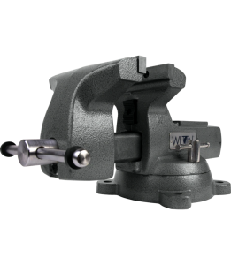 Wilton 748A - Mechanics Vise 8 InchJaw with Swivel Base 21800