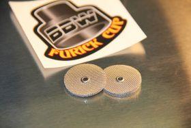 Furick CUP BBW 3/32 in. - 2.4mm 2 pck. diffuser screens  BBWD2332