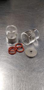 Furick CUP Jazzy 10 glass kit 2 per kit J10K