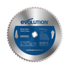 Evolution Power Tools 15 In. Steel x 70T x 1 In. Arbor 15BLADEST
