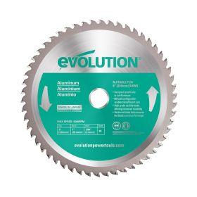 Evolution Power Tools 9 In. Aluminum x 80T x 1 In. Arbor 230BLADEAL