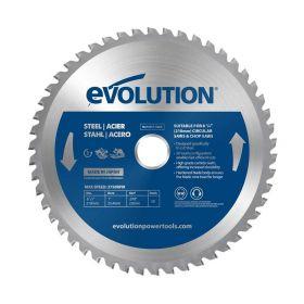 Evolution Power Tools 8 1/4 In. Steel x 50T x 1 In. Arbor 8 1/4BLADEST