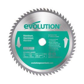 Evolution Power Tools 8 In. Aluminum x 60T x 5/8 In. Arbor 8BLADEAL