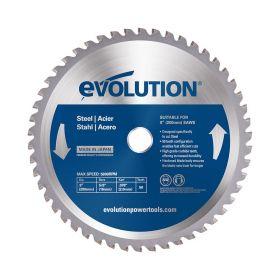 Evolution Power Tools 8 In. Steel x 50T x 5/8 In. Arbor 8BLADEMS