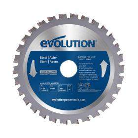Evolution Power Tools 5 3/8 In. Steel x 30T x 20mm Arbor 5 3/8BLADEST