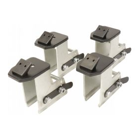 Dannmar Elevated Tire Changer Extension Wheel Clamps Set of 4 5327861