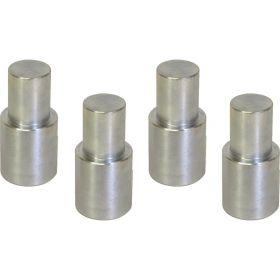 Dannmar 2 Post TruckVan Adapter Pin Set of 4 5215750