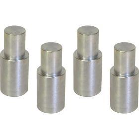 Dannmar 2 Post TruckVan Adapter Pin Set of 4 5215751