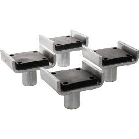 Dannmar 2 Post Frame Cradle Pad Pin Set of 4 5215754