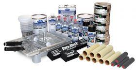 eastwood ultimate optiflow roll on epoxy and urethane primer kit automotive