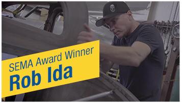 SEMA Award Winner Rob Ida: Why He Uses Eastwood Tools & So Should YOU!